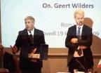 Premio a Geert Wilders
