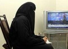 Donna in burka