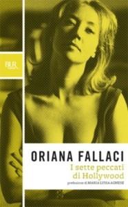 Oriana Fallaci i sette peccati di hollywood