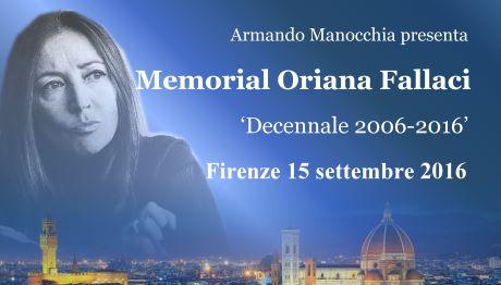 Memorial Oriana Fallaci
