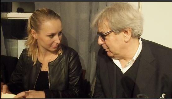 Marion Le Pen e Armando Manocchia