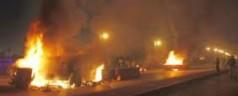 Egitto: musulmani bruciano case dei cristiani per una camicia rovinata