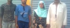 """Punjab, cristiana denudata da musulmani perchè """"vestiva bene"""". Colpi di pistola al figlio"""