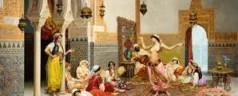 Orientalismo europeo, Harem: ne parlano i Lions ad Eboli