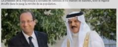 Nasser Bin Hamad, un torturatore alla cerimonia di apertura dei giochi olimpici