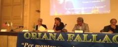 Firenze: XI Memorial Oriana Fallaci – Unforgettable Oriana