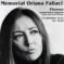 9a Edizione del 'Memorial Oriana Fallaci' a cura dell'Associazione 'Una Via Per Oriana'