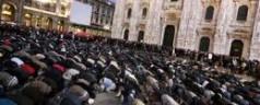 """Milano, Piccardo: """"Occupiamo anche noi, per la moschea"""""""