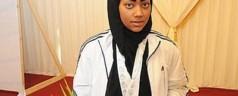 Londra 2012: una donna velata è la portandiera del Qatar