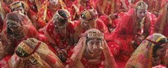 Spose bambine, India: celebrato un matrimonio di massa