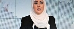 Primavera islamica, Egitto: compare giornalista velata in Tv